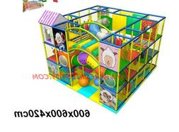 Golden Factory Made Indoor Soft <font><b>Play</b></font> <fo