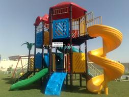 Gorgeous Residential Area <font><b>Playground</b></font> <fo