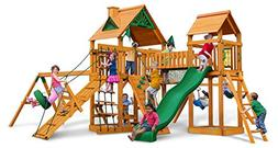 Gorillaplay Sets Home Backyard Playground Pioneer Peak Swing