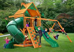 Gorillaplay Sets Home Backyard Playground Mountaineer Swing