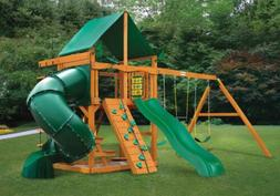 Gorillaplay Sets Home Backyard Playground Mountaineer Swing