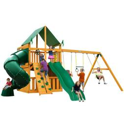 Gorillaplay Sets Home Backyard Playground Mountaineer Clubho