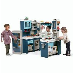 Step2 Grand Walk-In Wooden Play Kitchen