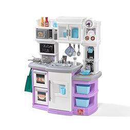 Step2 Great Gourmet Kitchen Pretend Playset, Lavender