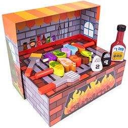 Imagination Generation Grill N' Fill BBQ Barbecue Playset  