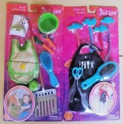 """My Life As Hairstylist Accessories Play Set for 18"""" Dolls An"""