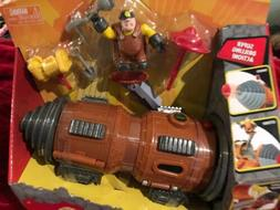 Hasbro The Incredibles 2 Tunneler Vehicle Play Set with Unde