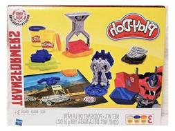 Hasbro Play-Doh Model Compound Transformers Robots In Disgui