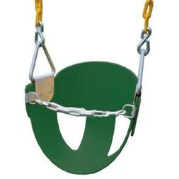 Eastern Jungle Gym Heavy-Duty High Back Half Bucket Toddler
