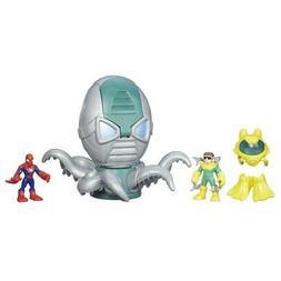 Playskool Heroes Super Hero Adventures Spider-Man & Octo-Mec
