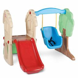 Little Tikes Hide Seek Climber and Swing