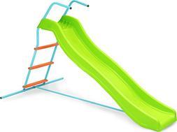 Pure Fun 6-Foot Wavy Kids Slide