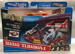 Hot Wheels City Sets X-Pandables Garage Playset Y2065 With O