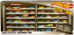 Hot Wheels Premium Collector Case with '71 Datson 510 50-Veh