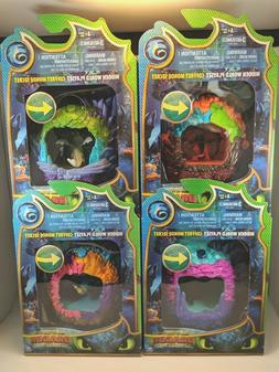 How to Train Your Dragon Hidden World Playset Bioluminescent