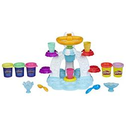 Ice Cream Play Doh Maker Set Sweet Playdough Kitchen Creatio