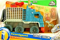 Fisher-Price IMAGINEXT Jurassic World Dinosaur Hauler Gift S