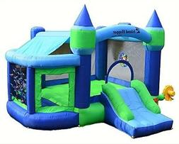 Inflatable Bounce Castle Jungle Gym Fun House Bouncy Blow Up
