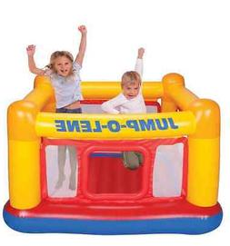 Kids Bouncer PlayHouse Inflatable Jump Toy Outdoor Indoor Fu