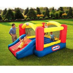 Inflatable Outdoor Bounce House Jump 'n Slide Bouncer Trampo