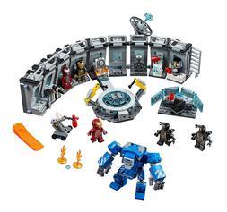 Iron Man Hall of Armor Play Set by LEGO - Marvel Avengers-Fr