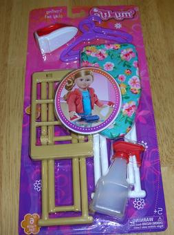 My Life As Ironing Play Set 6 Piece Accessories Iron Laundry