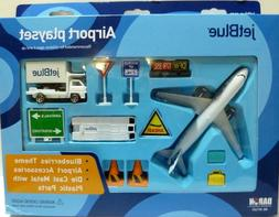 JetBlue Die-Cast Airport Playset