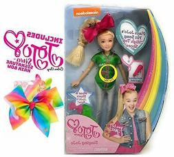 Ropeastar JoJo Siwa Doll Play Set with JoJo Siwa Signature H