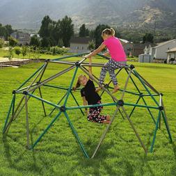 Jungle Gym Dome Climber Backyard Outdoor Playground Climbing