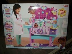 junior doc mcstuffins baby all in one