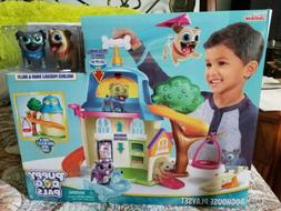 Disney Junior Dog House Playset