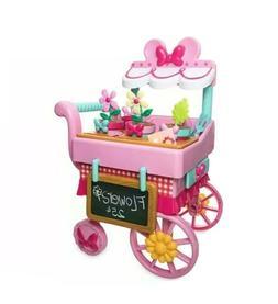 Disney Junior Minnie Mouse Flower Cart Playset Garden Play M