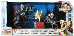 Jurassic World Battle Damage Lockwood Ultimate Battle Set Ju