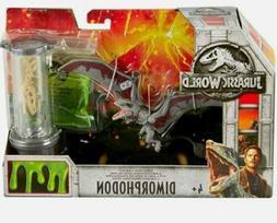 Jurassic World Fallen Kingdom Dimorphodon Slime Playset Jura