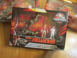 Mattel Jurassic World Legacy Collection Isla Nublar Escape P