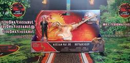 Jurassic World Legacy Story Pack Dr. Ian Malcolm & Velocirap