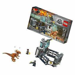 LEGO Jurassic World Stygimoloch Breakout 75927 Building Kit