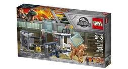 LEGO® Jurassic World: Stygimoloch Breakout Building Play Se