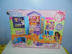 Mattel Kelly Sister of Barbie Playroom Playset 88704 Mattel