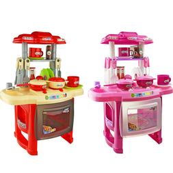 Kid <font><b>Kitchen</b></font> Toys Simulated <font><b>Kitc