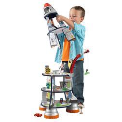 Kid's Rocket Ship Play Set by KidKraft