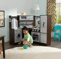 Kidcraft Play Kitchen Playset Toy For Boys Toddlers Accessor