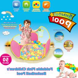 Kids Ball Pit Tents Toddler Jungle Gym Play Tentfor For Boys
