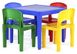 Kids Bedroom Furniture Table Chair Set Activity Study Playro
