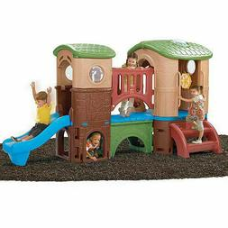 Step2 Kids Children Naturally Playful Clubhouse Climber with