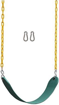 Jungle Gym Kingdom Swing Seat Heavy Duty 66 Chain Plastic Co