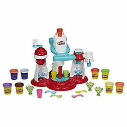 Play-Doh Kitchen Creations Ultimate Swirl Ice Cream Maker Pl