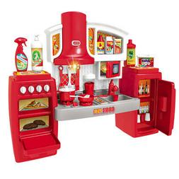 Kitchen Kids Play Set Cookware Pretend Play Toy Cooking Game