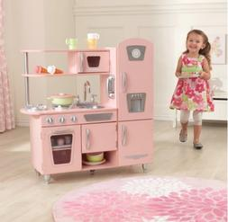 Kitchen Play Set For Girls Pretend Play Wooden Cooking Toy S