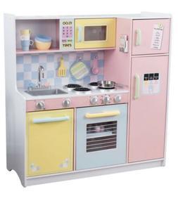 Kitchen Play Set Pastel